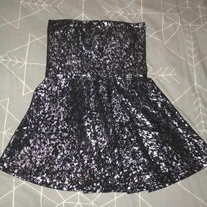 American Apparel Tube Skater dress/skirt